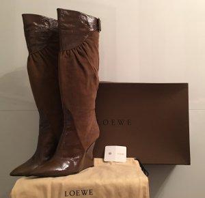 Loewe Stiefel braun Grösse 40