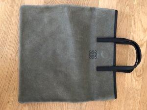 Loewe Wildleder Handtasche