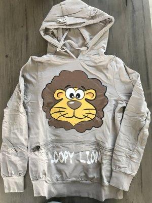 Löwen-Pullover