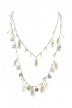 Loft Link Chain grey-light grey elegant