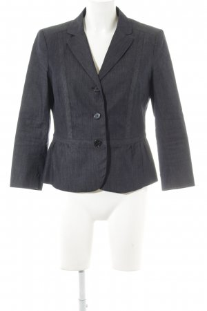 Loft Denim Blazer dark blue casual look