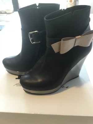Loft37 Hand-made Booties Leder