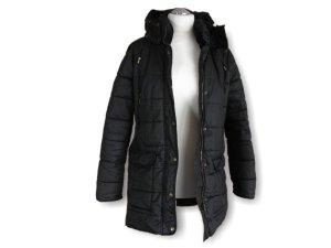 Logg Damenjacke mit Kapuze, Winter-Jacke,lang, warm,Gr. 44!