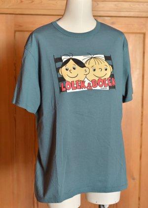 Logoshirt Camicia fantasia multicolore Cotone