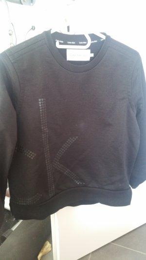 Logosweatshirt von Calvin Klein, Größe M