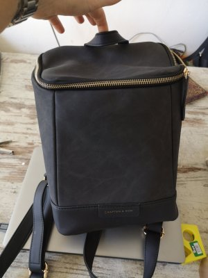 Kapten & Son School Backpack black