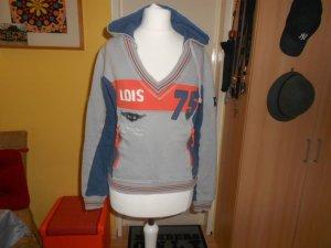 Lois- Hoodie im used Look Gr. S