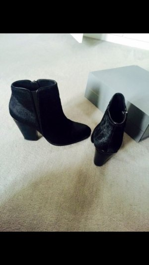 Lola Cruz Boots/Stiefelletten schwarz 38