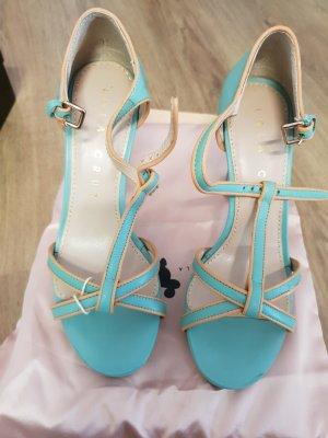 Lola cruz High Heel Sandal multicolored