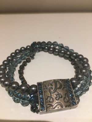 Lola & Grace Armband mit Magnetverschluß, Swarovski Crystals, wie NEU!