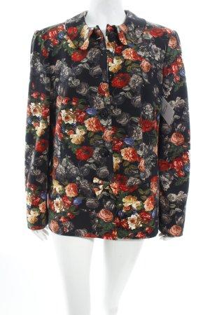 Lola Paltinger Blouson Blumenmuster klassischer Stil