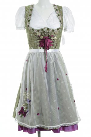 Lola Paltinger Dirndl Karomuster Country-Look