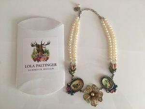 Lola Paltinger Halskette / Dirndlkette / Schmuck/ Perlenkette / Tracht