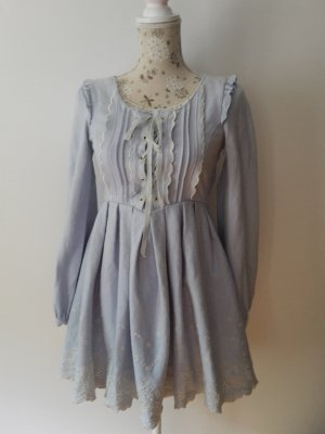 Babydoll Dress azure