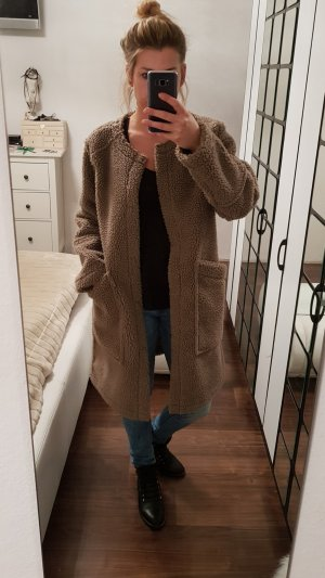 Lollys Laundry Fake Fur Coat multicolored