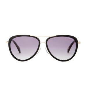 London Boardered Aviator Sunglasses