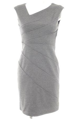 London Times Minikleid grau Street-Fashion-Look