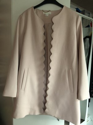 H&M Long Blazer pink