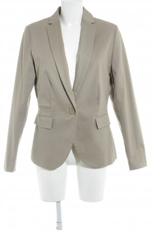 Long-Blazer camel Business-Look
