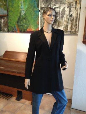 Long-Blazer ,Gr 42 schwarz .elegant von Madeleine Mode.