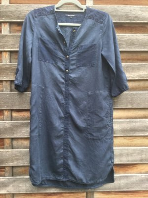 Long-Bluse/ Kleid mit 3/4 Arm