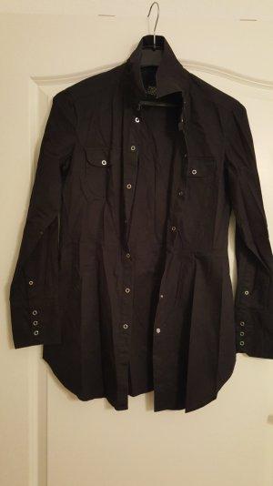 Long-Bluse schwarz von ESPRIT