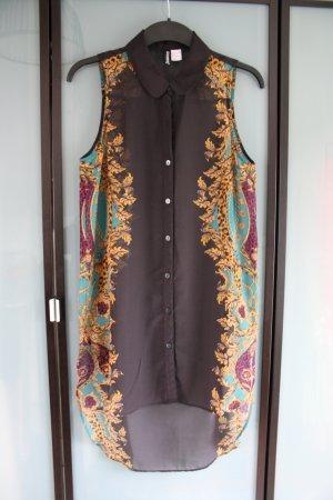 """Long Bluse """"Versace-Stil"""" Gr.36"""