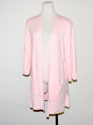Long Cardigan Rosa  von Comma Gr.40