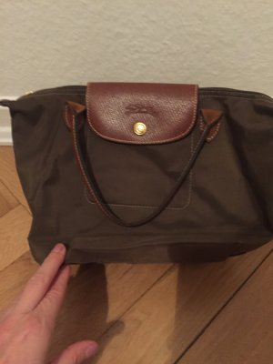 Long Champ Tasche in Olive