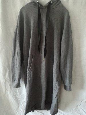 Amisu Sweat Dress grey