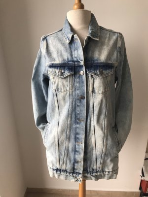 Long Jeans Jacke SAINT TROPEZ Gr M