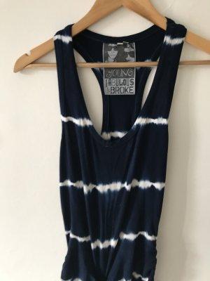 Long Jersey Kleid Sommerkleid Batik sehr angenehm