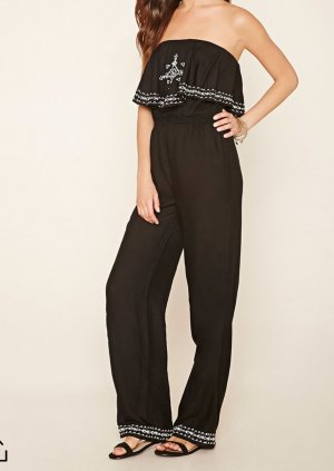 long jumpsuit / forever21