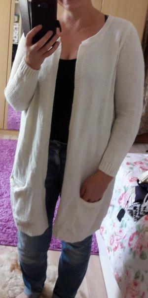 Long Langer Cardigan Vero Moda Gr. M 38 Strick Weste OverSize Strickjacke Mantel
