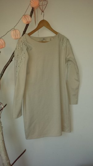 long pullover made in italy