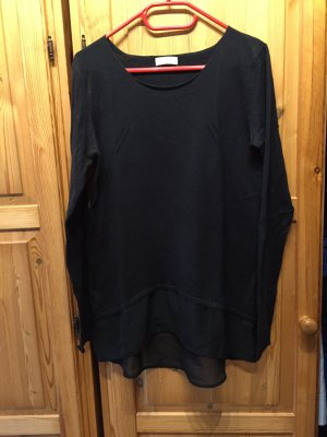 Aniston Long Sweater black