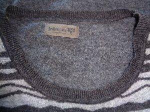 Long-Pullover von Nümph, Ûberziehkleid, Longpullunder