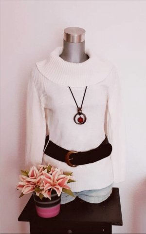 Yessica Pull long multicolore