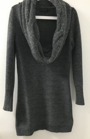 Long Pullover XXL Kragen