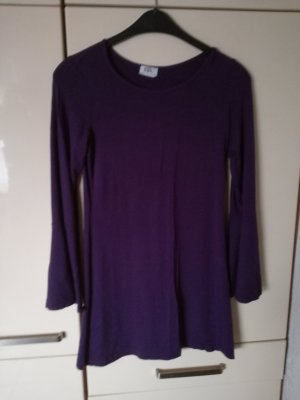 b.p.c. Bonprix Collection Camisa violeta oscuro-violeta azulado