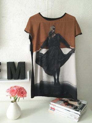 Long-Shirt Größe M Zara