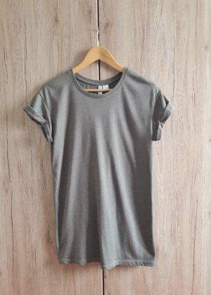 Long Shirt khaki Gr. XS