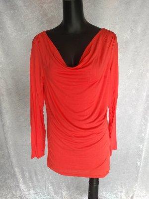 Street One Waterval shirt oranje