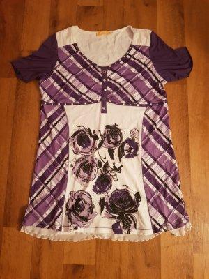 Biba Camisa larga lila