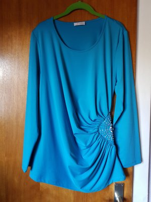 Judith Williams Long Shirt turquoise