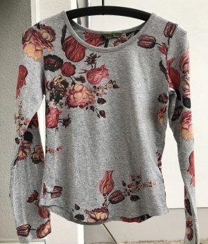 Long-sleeve Shirt mit Muster