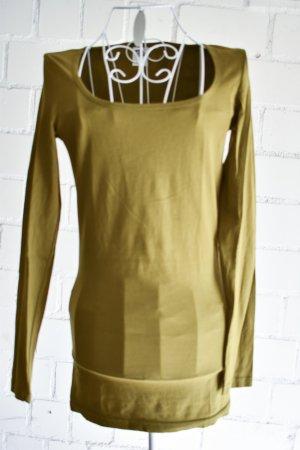 Long Sleeve Top by Vero Moda mit U-Bootausschnitt