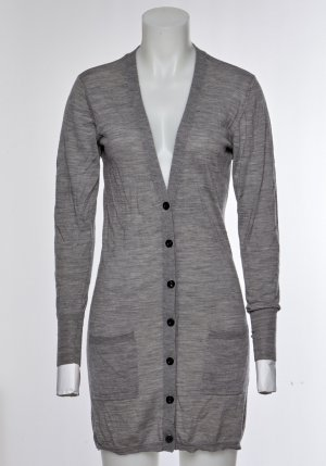 LONG-STRICKCARDIGAN AUS WEICHEM STOFF