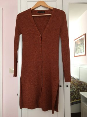 Long Strickjacke braun wie Neu!!