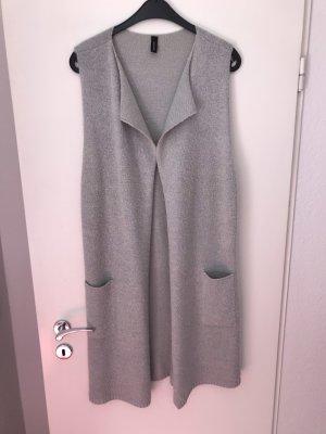 Soyaconcept Knitted Vest light grey